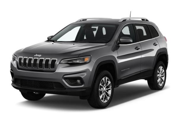 Jeep Cherokee V (KL) SUV