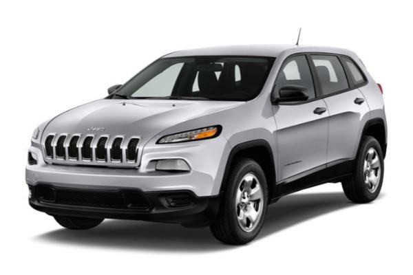 Jeep Cherokee KL Facelift SUV