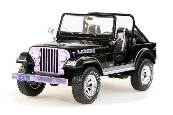 Jeep CJ CJ-7/CJ-8 Open Off-Road Vehicle