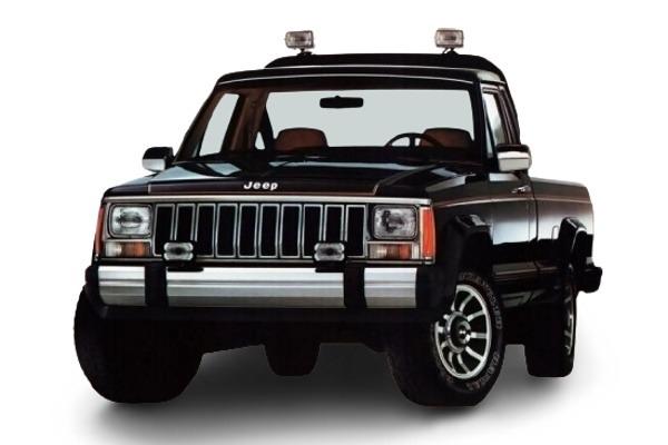 Jeep Comanche I (MJ) Pickup