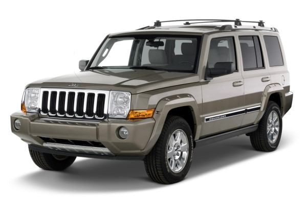 Jeep Commander XK/XH Closed Off-Road Vehicle