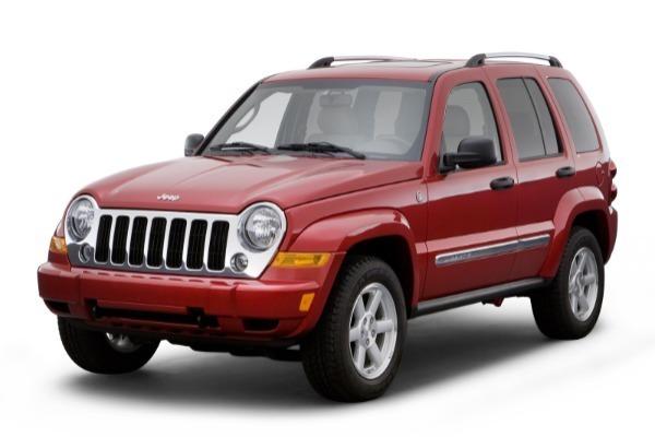 Jeep Liberty I (KJ) Closed Off-Road Vehicle