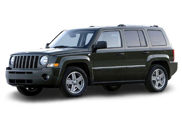 Jeep Liberty I (MK) SUV