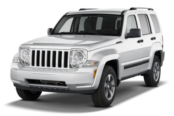 Jeep Liberty II (KK) Closed Off-Road Vehicle