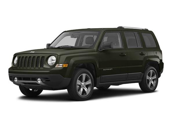 Jeep Patriot MK Facelift SUV