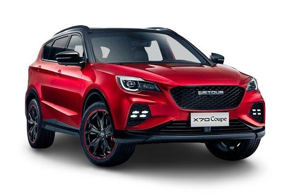 Jetour X70 Coupe Sport Utility