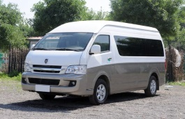 Jinbei Haise Bus