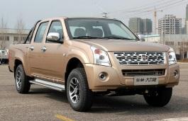 Jinbei Hercules Facelift Pickup Double Cab