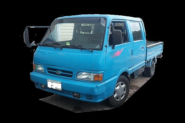 起亚 Bongo W3 Chassis cab
