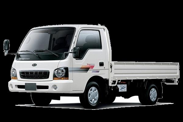 起亚 Bongo W3 Facelift Chassis cab