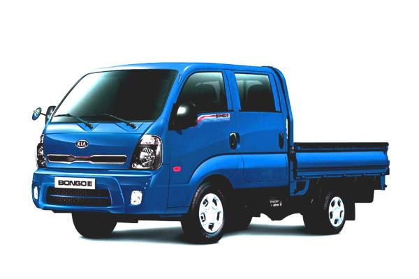 起亚 Bongo PU Facelift Bongo III
