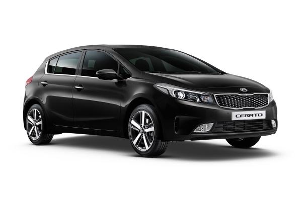 Kia Cerato YD Facelift Hatchback