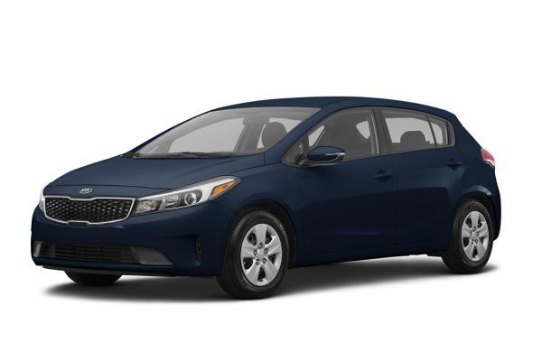 Kia Forte YD Facelift Hatchback