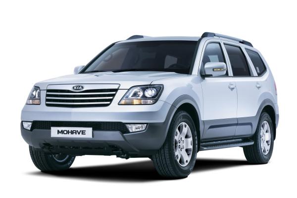 Kia Mohave HM SUV