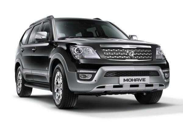 Kia Mohave HM Facelift SUV