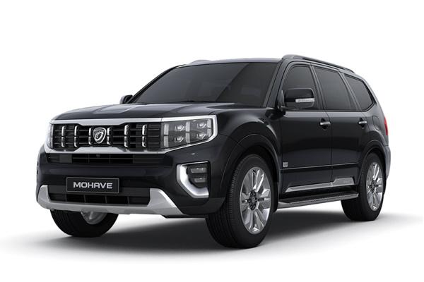 Kia Mohave HM2 SUV