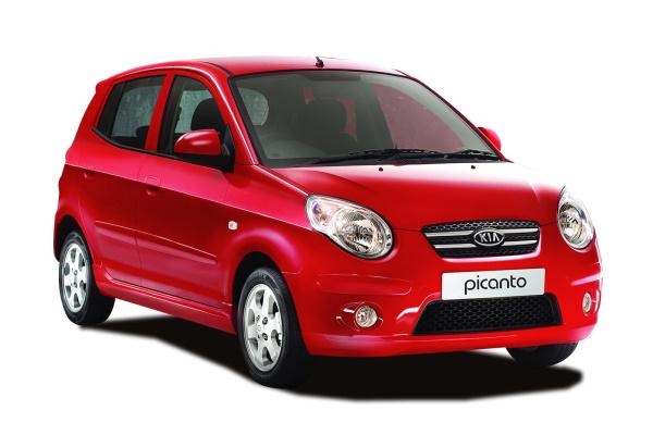 Kia Picanto SA Restyling Hatchback