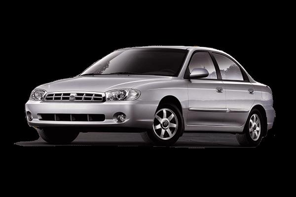 Kia Sephia II Facelift Saloon
