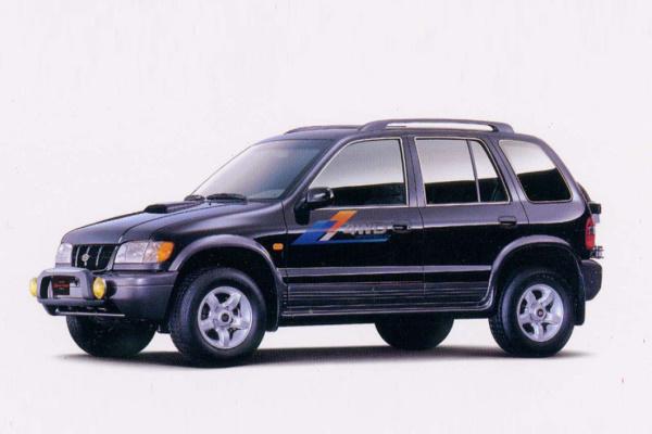 Kia Sportage NB-7 (JA) SUV