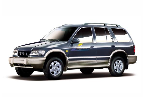 Kia Sportage NB-7 (JA) SUV Grand