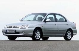 Kia Sephia wheels and tires specs icon