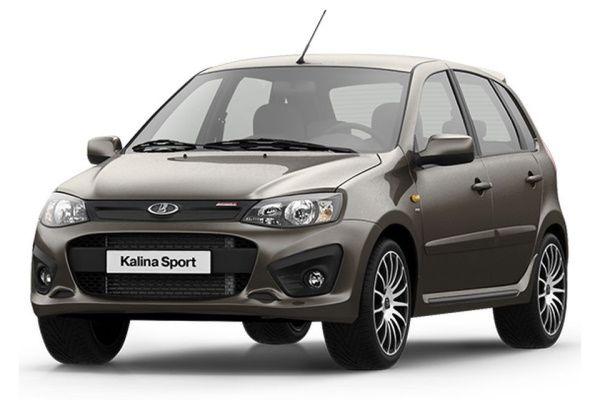 LADA Kalina Sport 輪轂和輪胎參數icon