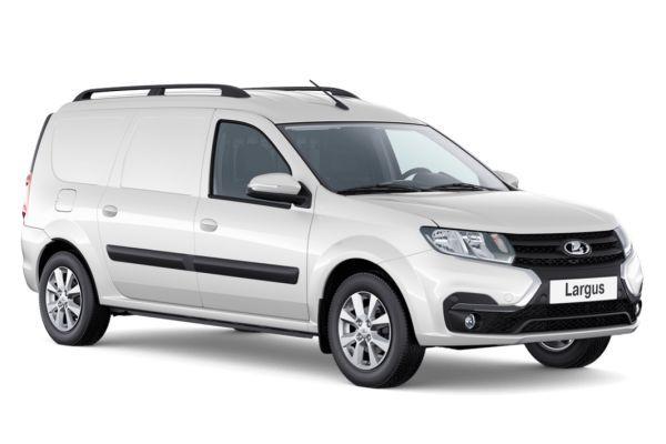 LADA Largus B0 Facelift (F90) Mini Cargo Van