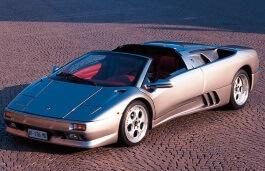 ランボルギーニ Diablo Roadsterのホイールとタイヤスペックアイコン