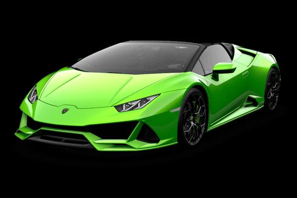 Lamborghini Huracan Facelift Spyder