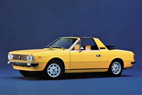 Lancia Beta 828 Spyder (Zagato)