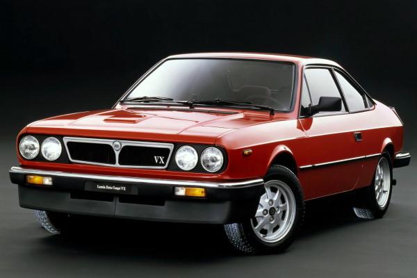Lancia Beta 828 Coupe