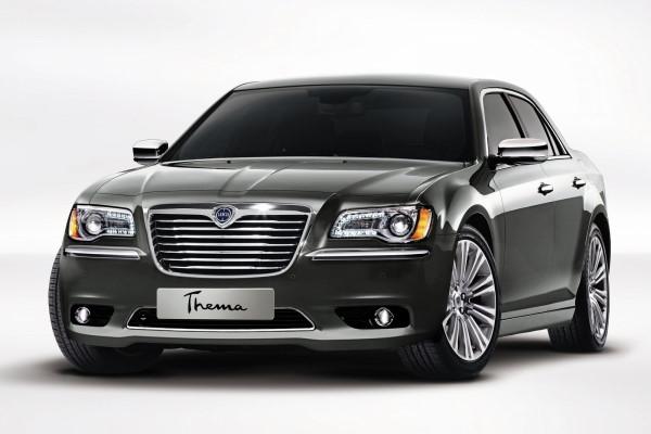 Lancia Thema LX Saloon