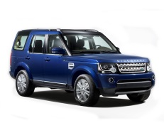 Land Rover Discovery 4 wheels and tires specs icon