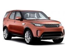 icono de especificaciones de Land Rover Discovery 5  ruedas y neumáticos