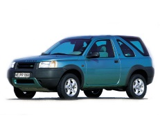 Land Rover Freelander wheels and tires specs icon