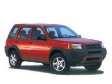 Land Rover Freelander L314 Closed Off-Road Vehicle