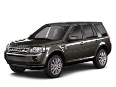 icono de especificaciones de Land Rover LR2  ruedas y neumáticos