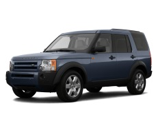 icono de especificaciones de Land Rover LR3  ruedas y neumáticos