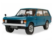 Land Rover Range Rover P38 Closed Off-Road Vehicle