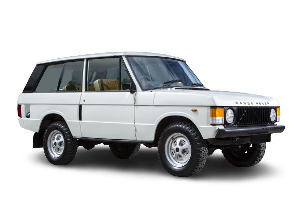 Land Rover Range Rover I (Classic) Closed Off-Road Vehicle
