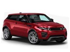 Land Rover Range Rover Evoque wheels and tires specs icon