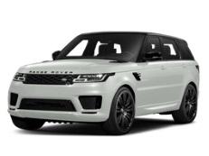 icono de especificaciones de Land Rover Range Rover Sport  ruedas y neumáticos