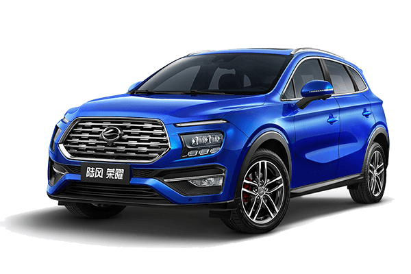 Landwind Rongyao wheels and tires specs icon