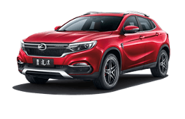 Landwind Xiaoyao wheels and tires specs icon