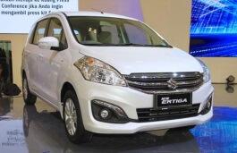 Maruti Ertiga I Facelift MPV