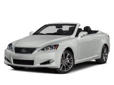 Lexus IS C wheels and tires specs icon