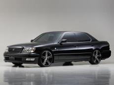 icono de especificaciones de Lexus LS  ruedas y neumáticos