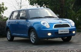 Lifan Smily wheels and tires specs icon