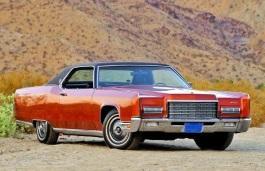 Lincoln Continental V Hardtop