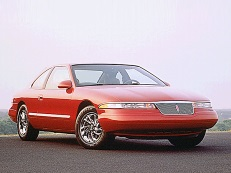 Lincoln Mark VIII wheels and tires specs icon